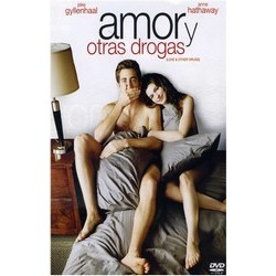 AMOR Y OTRAS DROGAS dvd/bluray