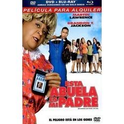 ESTA ABUELA ES MI PADRE DVD + BLU RAY
