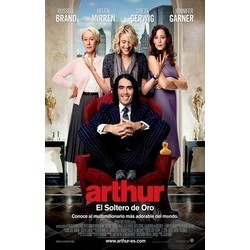 ARTHUR EL SOLTERO DE ORO 2011