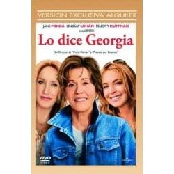 LO DICE GEORGIA