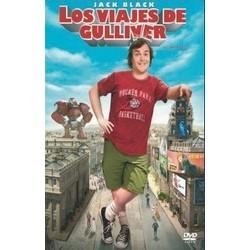 LOS VIAJES DE GULLIVER DVD Y BLURAY