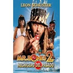 MR BONES 2 HECHICERO DEL PASADO