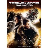 TERMINATOR SALVATION DVD Ficción - MB0662CRTV868