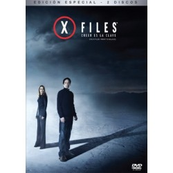 EXPEDIENTE X FILES CREER ES LA CLAVE