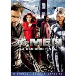 X-MEN 3 LA DECISION FINAL