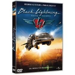BLACK LIGHTNING RAYO NEGRO