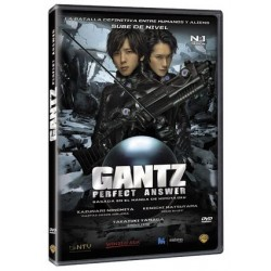 GANTZ 2ª PARTE PERFECT ANSWER