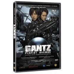 GANTZ 2ª PARTE PERFECT ANSWER