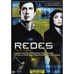 REDES 1ª PARTE SERIE EN DVD