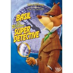 BASIL EL RATON SUPERDETECTIVE
