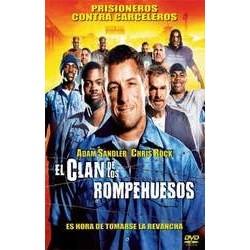 EL CLAN DE LOS ROMPEHUESOS