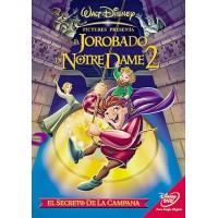 EL JOROBADO DE NOTRE DAME 2 DVD