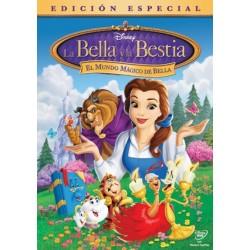 LA BELLA Y LA BESTIA (EL MUNDO MAGICO DE BELLA)