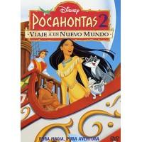 POCAHONTAS 2 DVD INFANTIL