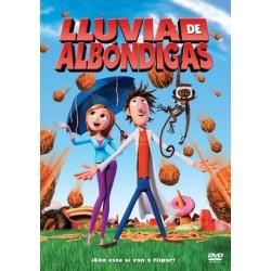 LLUVIA DE ALBONDIGAS