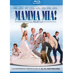 MAMMA MIA! LA PELICULA