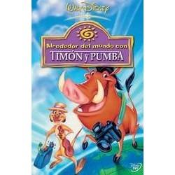 TIMON Y PUMBA  ALREDEDOR DEL MUNDO