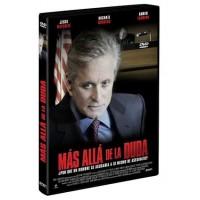 MAS ALLA DE LA DUDA Suspense DVD