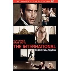 THE INTERNATIONAL DINERO EN LA SOMBRA
