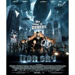 IRON SKY DVD
