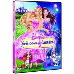 BARBIE LA PRINCESA CANTANTE