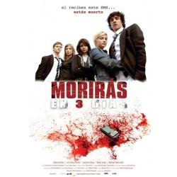 MORIRAS EN 3 DIAS