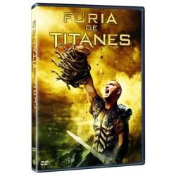 FURIA DE TITANES 2010 DVD
