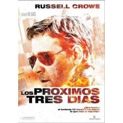 LOS PROXIMOS TRES DIAS