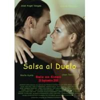 SALSA AL DUELO Dvd domestico