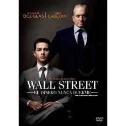 WALL STREET EL DINERO NUNCA DUERME