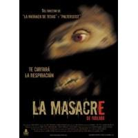 LA MASACRE DE TOOLBOX DVD