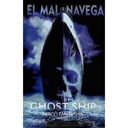 GHOST SHIP BARCO FANTASMA