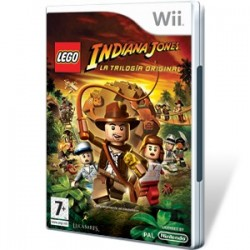 LEGO INDIANA JONES THE ORIGINAL ADVENTUR