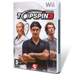 TOP SPIN 3 2K SPORTS