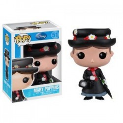 FIGURA POP MOVIES VINILO DISNEY MARY POPPINS