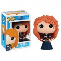 FIGURA POP MOVIES VINILO DISNEY MERIDA