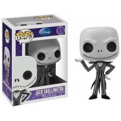 FIGURA POP MOVIES VINILO: JACK SKELLETON