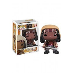 FIGURA WALKING DEAD POP TV MICHONNE