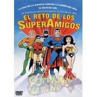 EL RETO DE LOS SUPER AMIGOS DVD