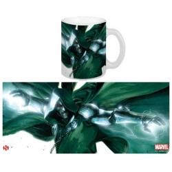TAZA MARVEL DR.DOOM