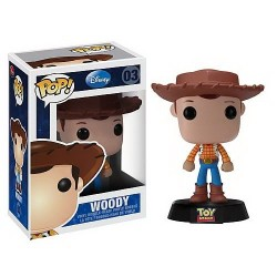 FIGURA POP MOVIES VINILO: DISNEY WOODY