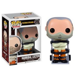 FIGURA POP MOVIES VINILO: HANNIBAL LECTER