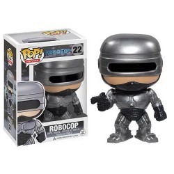 FIGURA POP MOVIES VINILO: ROBOCOP
