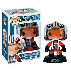 FIGURA POP STAR WARS LUKE PILOTO