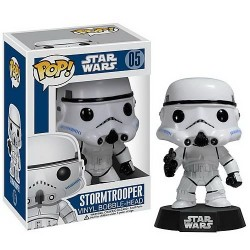 FIGURA POP STAR WARS: STORMTROOPER