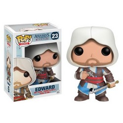 FIGURA POP VIDEOJUEGOS ASSASINS CREED EDWARD