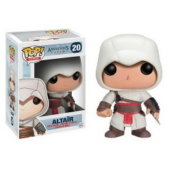 FIGURA POP VIDEOJUEGOS: ASSASINS CREED ALTAIR