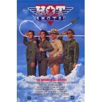HOT SHOTS! (¡LA MADRE DE TODOS LOS DESMAMADRES!) DVD