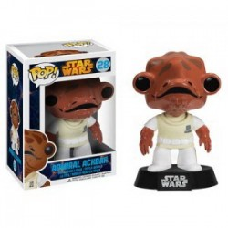 FIGURA POP STAR WARS ADM ACKBAR IT`S A TRAP