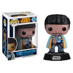 FIGURA POP STAR WARS: LANDO CALRISSIAN
